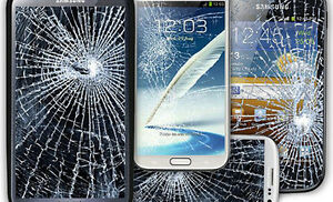 Samsung S3, S4, S5, Note 2 , Note 3 Cracked Screen Repairs