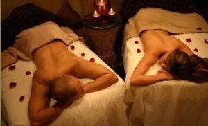 Couple Massage Only 45$ / Hour -At your Place(Head Massage Free)