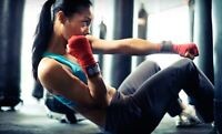 KICKBOXING  - FREE TRAIL SESSION