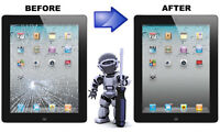 iPad 2/3/4/Mini/Air iPod Touch4/5 Repair Edmonton start from$55