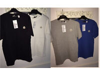 Moncler T shirts. Full Box Of 72. £5 per Top. Whole Sale