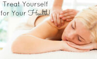 ENJOY a Great Massage from $39.9 @ Mississauga