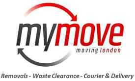 Fully Insured Removals, Man & Van, House & Office, Waste & Rubbish Clearance, Late Notice, 24 Hour