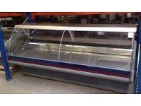 deli counter refrigeration unit, CRIOSBANC CRONOS 250