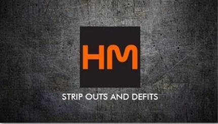 HM Strip Outs and Defits Coomera Gold Coast North Preview