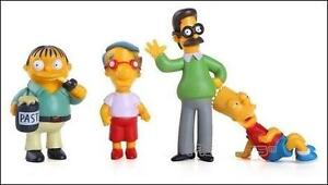 SIMPSONS SET OF 14 FIGURES COLLECTION West Island Greater Montréal image 4