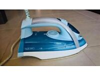 Phillips 3220 steam iron
