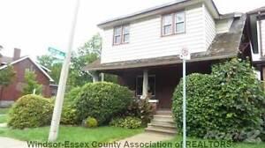 Homes for Sale in Olde Walkerville, Windsor, Ontario $219,750