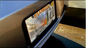 Automobile Anti Photo License Plate Shield: 33% OFF +  Gift.