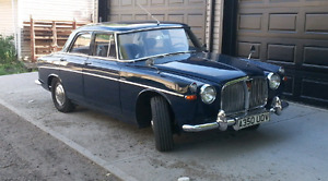 1966 Rover 3 litre Mark III Saloon Automatic