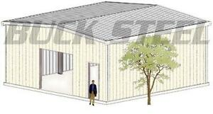 Metal building ebay for 30x30 pole barn cost