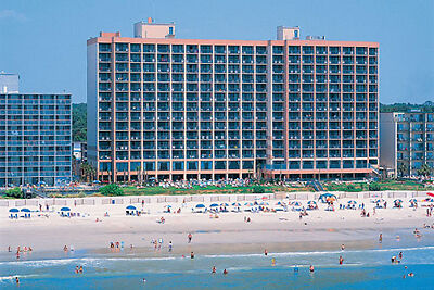 MYRTLE BEACH SC VACATION~OCEANFRONT HOTEL~4 NIGHTS AT SANDCASTLE RESORT on Rummage