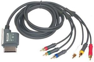 XBOX 360 COMPONENT HD AV CABLE