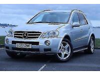 Mercedes-Benz M Class 6.3 ML63 AMG Station Wagon 5d 6208cc 7G-Tronic