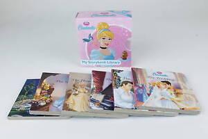 Disney Cinderella My Storybook Library (Planned Disney Cinderella Litt), New, Di