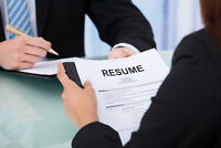 Professional Resume Development **Impress Hiring Managers**