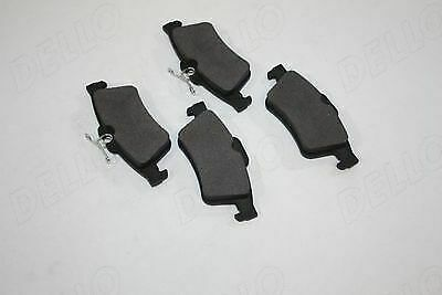 REAR BRAKE PADS SET FOR CITROEN C5 MK3 2008-ON