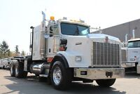 ALBERTA OILFIELD SPEC  2005 Kenworth T800  #4356