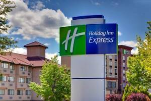 HOLIDAY INN KELOWNA HOTEL VOUCHER