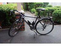 Claud Butler Regent Touring Bike - frame 56