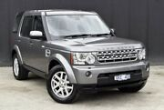 2009 Land Rover Discovery 4 Series 4 10MY TdV6 CommandShift Grey 6 Speed Sports Automatic Wagon Berwick Casey Area Preview