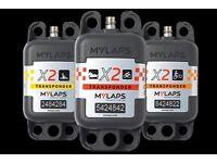 transponder x2 new