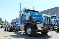 ALBERTA OILFIELD SPEC 2011 Western Star 4900. #4443
