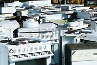 FREE SAME DAY SCRAP METAL AND APPLIANCES PICKUP EMAIL NOW