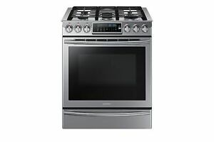 Samsung gas range stove Brand new in box