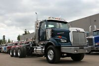 ALBERTA OILFIELD SPEC 2007 WESTERN STAR 4900 550 CAT TRI-DRIVE