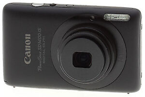 Canon PowerShot SD1400IS Camera 14MP