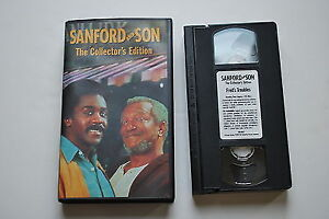 Sanford and Son VHS tapes $50.00 for all Kitchener / Waterloo Kitchener Area image 1