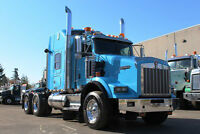ALBERTA OILFIELD SPEC  2011 Kenworth T800  #4400