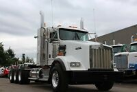 ALBERTA OILFIELD SPEC 2008 Kenworth T800 #4439