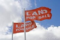 Land for sale 1/2 hour NW St Albert