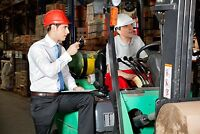 Forklift Trainer / Instructor Position - Training Included