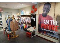 Volunteer Retail Team - Shop Greeter (Wetherby)