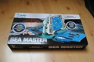 JEU BATTLESHIP SEA MASTER ELECTRONIC  INSTRUCTIONS BILINGUES