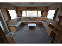 2004 Delta Nordstar 35x12 Static Caravan | 3 beds | ON or OFF SITE - Wet Room