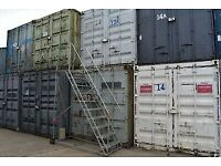 Self Storage Containers 20ft to Rent from £35pw in London SE7