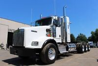 ALBERTA OILFIELD SPEC 2008 Kenworth T800 #4437