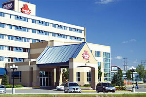 2 night stay at Canad Inns Polo Park!!!!