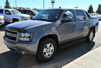 2007 Chevrolet Avalanche 1500 LT Cloth Buckets 4WD