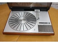 Vintage Bang and Olufsen Beogram 4002 Turntable / Record Player - Excellent Condition Fully Working