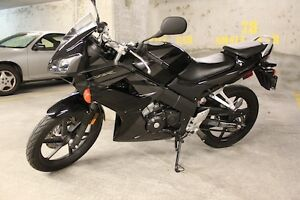 2008 Honda CBR125r Low KM 6000km only Mint Condition
