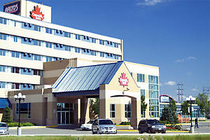 2 night stay at Canad Inns Polo Park  !!!