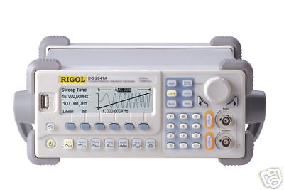 New Rigol Functionarbitrary Waveform Generators Dg2041 40m With Warranty