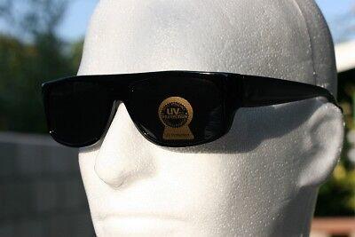 NEW DARK LENS GANGSTER BLACK OG SUNGLASSES EAZY E CHOLO (Gangster Black)