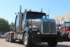 2005 Western Star 4900 Tri-Drive with or without Winch  #4444