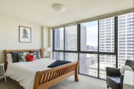 Luxury cbd apartment